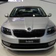 Skoda Octavia 3rd Generation on display at the 11th edition of International Autosalon Brno — Stock Photo