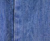 Синий деним джинсы текстура, фон — Стоковое фото