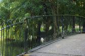 River bridge — Stock Photo