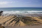 Rocky beach — Stock Photo