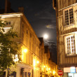 Stock Photo: Troyes Medieval Houses