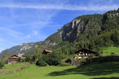 Grindelwald Village — Stock Photo