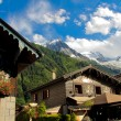 Chamonix - France — Stock Photo #13462636
