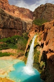 Havasupai Havasufalls — Stock Photo