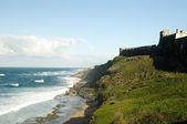 El Morro Fort — Stock Photo