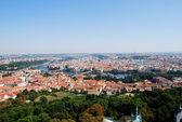Prag görünümü — Stok fotoğraf
