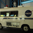 NASA car — Stock Photo