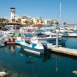 Marina Cabo San Lucas - Stock Photo