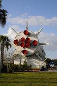 Rocket in Usa — Stockfoto