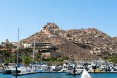 Marina Cabo San Lucas — Stock Photo