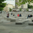 Stock Photo: Holocaust Memorial