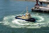 катер береговой охраны — Стоковое фото