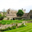 Stock Photo: Christ Church War Memorial Gardens, Oxford, England