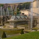 Warsaw Fountain in Paris — Stock Photo
