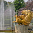 Stock Photo: Warsaw Fountain in Paris