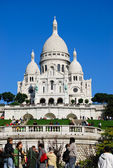 Sacre Coeur Cathedral — Stock Photo