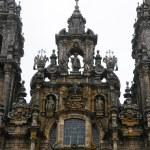 Cathedral of Santiago de Compostela.Galicia. Spain — Stock Photo #28982995