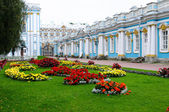 Catherine Palace in Saint Petersburg — Foto Stock