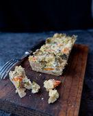 Pieczone warzywa — Zdjęcie stockowe