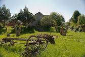 Solonetul Nou village — Stock Photo