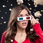 3D cinema experience — Stock Photo #14783135