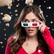 3D cinema experience — Stock Photo #14783137