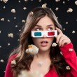 3D cinema experience — Stock Photo #14783173