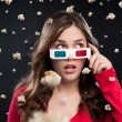 3D cinema experience — Stock Photo #14783191