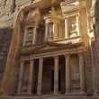 Treasury facade in Petra — Stock Photo #12867257
