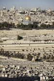 View of Jerusalem — Stock Photo
