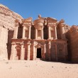 Stock Photo: Monastery at Petra