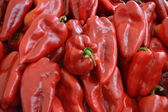 Sweet red pepper — Stock Photo