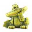 Frog souvenir - Stock Photo