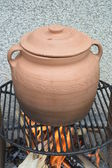 Clay pot — Foto de Stock