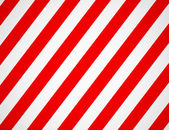 Blank Red and White Striped Background — Stock Photo