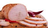 Turkey Ham — Stock Photo