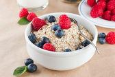健康的な朝食 — ストック写真