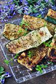 Courgettes grillées — Photo
