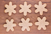 Gingerbread cookies — Foto Stock