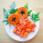 Papaya — Stock Photo #29979079