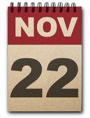 Calendar — Stockfoto