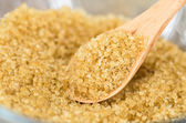 Brown sugar — Stock Photo