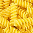 Stock Photo: Uncooked fusilli, italipasta