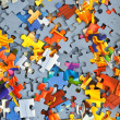 Colorful puzzle — Stock Photo #14122973