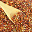 Stock Photo: Dried chilli