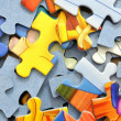 Colorful puzzle — Stockfoto #14123001