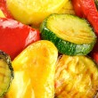 Stock fotografie: Grilled vegetables