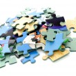 Colorful puzzle — Stock Photo #14124088