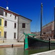 View of Comacchio, Ferrara, Emilia Romagna, Italy — Photo