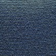 Old woven fabric blue — Stock Photo